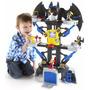 Batcaverna Imaginext Fisher Price Dc Lançamento Frete Grátis