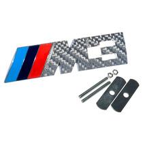 Emblema Para A Grade Em Metal Cromado - Bmw Serie M M3