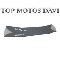 Capa Banco Moto Honda Nxr Bros 125 / 150 ../08 Cinza
