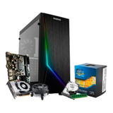Pc Gamer I7, 16gb, Ssd 240gb, 1tb, Gf 4gb 1050 Gtx Ti + Nfe