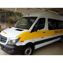 Sprinter 415 Escolar Extra Longa  - 16,20,25 Ou 28lugares