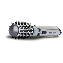 Escova Rotativa Rotating Air Brush Titanium Conair 220v