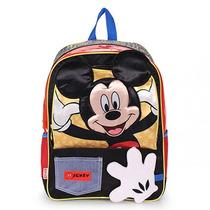 Mochila Escolar Infantil Mickey - Vermelho