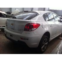 Sucata Chevrolet Cruze Lt 2015 Import Multipeças