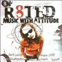 Cd - R8ted Music With Attitude- Eminem/ Avril/ Pink- Lacrado