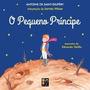 Livro O Pequeno Príncipe - Com Aquar Antoine De Saint-e Original