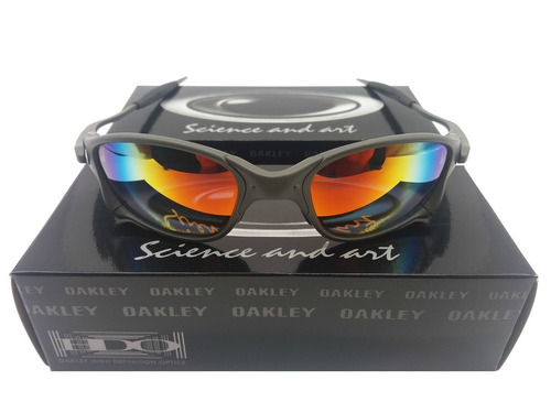 Óculos Squared Arco-iris + Certificado + Teste Lente cf6342aae6