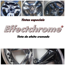 Tinta Efeito Cromado Kit Completo P/ 900ml De Effectchrome®