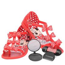 Sandália Disney Minnie Beauty 21215 - Maico Shoes