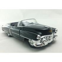 Miniatura Cadillac Eldorado 1953 Conversível Preto