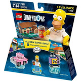 Lego Dimensions Simpson - Level Pack - 71202 Pronta Entrega