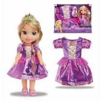 Boneca My First Disney Princess - Rapunzel Com Fantasia