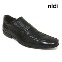 Sapato Verniz Social - Nld - Masculino Ro201