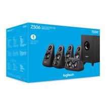 Logitech Z506 Home Theater 5.1 Com Sub E 5 Caixas