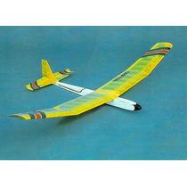 Kit De Aeromodelo Planador Drifter Ii - Rc 2 Canais