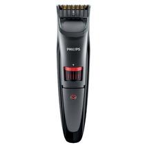 Aparador De Barba Philips Qt4015/15 Preto/laranja - Bivolt