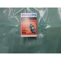 Lampada H4 12v. 35/35w Philips Extra Duty Moto