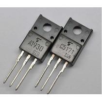 Par De Transistores *2sa1930 / 2sc5171 * Original Thosiba