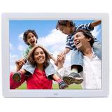 Porta Retrato Digital Tela 12 Bivolt Controle Remoto Usb Sd