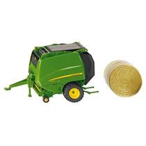 Toy Tractor Agrícola - Siku John Deere Baler 1:32 Miniature