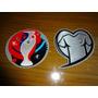 Patch Euro 2016 + Coração Oficial Lextra - Versão Shop