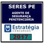 Seres Pe Agente Penitenciária De Pernambuco 2017 Estratégia
