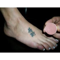 Kryolan - Apague 100% Manchas E Tatuagem C Apenas 2 Produtos
