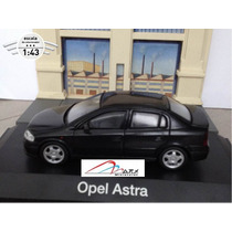Gm Opel Astra Sedan 1:43 Igual Chevrolet