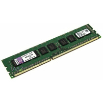 Memória Kingston 8gb Ddr3 1333 Mhz Pc10600 240-pin Desktop