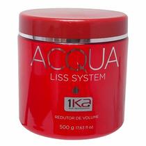 1ka Acqua Liss System Redutor De Volume 500g