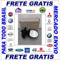 Retrovisor Ld Manual Renault Twingo 97/04 - 7701471568 Novo