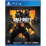 Jogo Call Of Duty Black Ops 4 Mídia Física Original Ps4