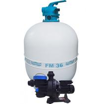 Conjunto Filtro Fm36 + M/bomba Bmc-33 1/3cv S/areia Sodramar