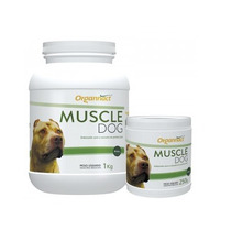 Muscle Dog Organnact - 250 Gr