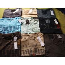 Camisas Calvin Klein Masculinas - Vários Modelos.m&g