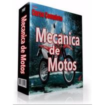 Mecânica De Motos Completo Curso Em 25 Dvds Frete Grátis
