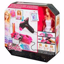 Barbie Airbrush E Boneca - Mattel Ref. Cld92