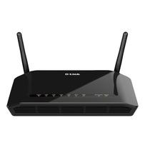 Modem Roteador Wireless Adsl2+ 300mbps Dsl-2740e N300 D-link