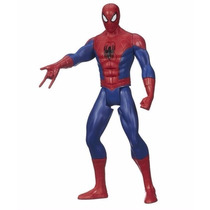 Boneco Homem Aranha 29 Cm Articulado Spider Man - Hasbro