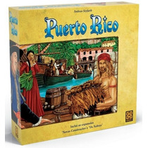 Jogo De Estratégia Puerto Rico Grow - Agora No Brasil