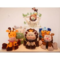 Porta Maternidade Safari + 8 Animais Frete Gratis!!!
