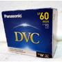 Fita Panasonic Dvm-60 Minidv Sp60min. Original