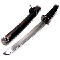 Espada Katana Tanto Negra Cl027