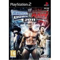 Wwe Smack Down Vs Raw 2011 Ps2 Patch Frete Unico