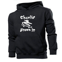 Blusa Moleton Charlie Brown Jr. Algodão Customizada
