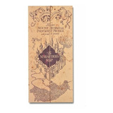 Mapa Do Maroto - Marauder's Maps Harry Potter Envio Imediato