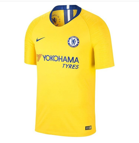 Camisa Chelsea Nike 3 Cores 2018-19 ( Pronta Entrega ) c379afa13ec05