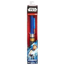 Star Wars Sabre Luz Eletrônico Obi-wan B2919 Lançamento 2015