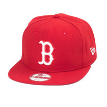Boné New Era Snapback Original Fit Boston Red Sox Vermelho