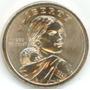 Estados Unidos - 1 Dolar 2.000 P - Sakagewa.  Frete 12,00.
